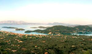 villa-lefkada-view