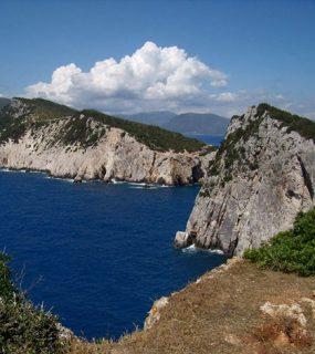 Hike on Lefkada Island