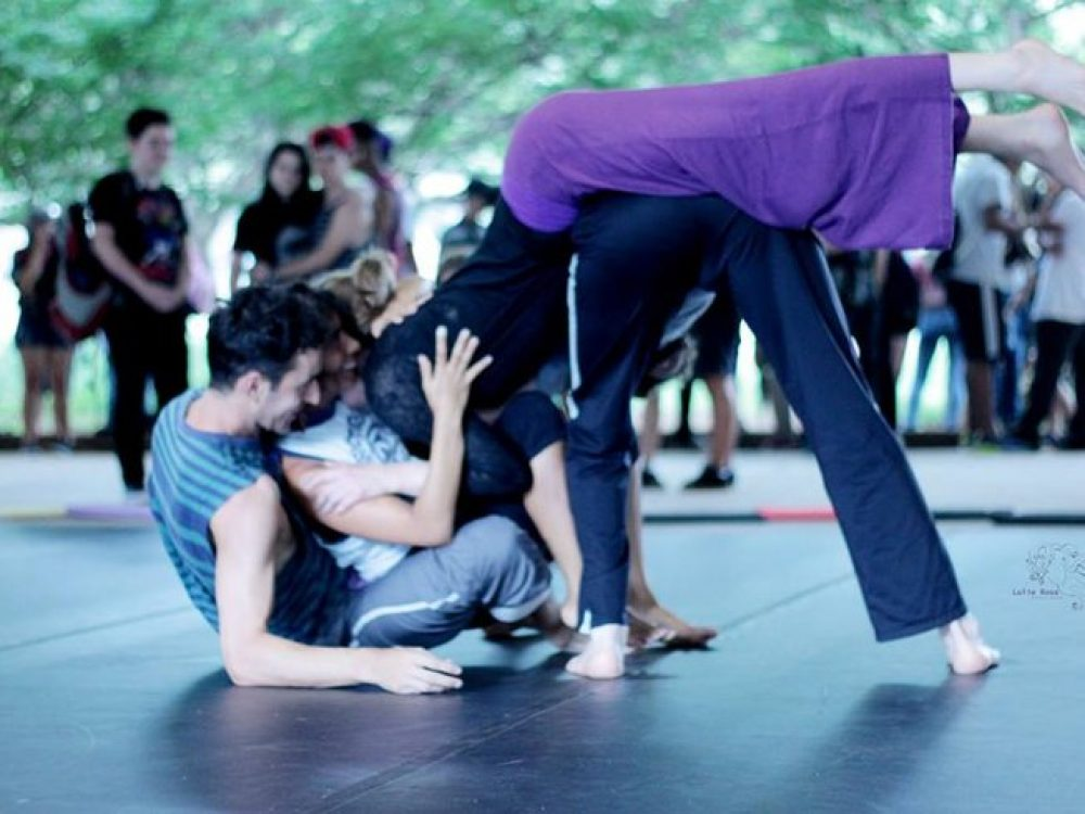 Yoga and Contact Dance
