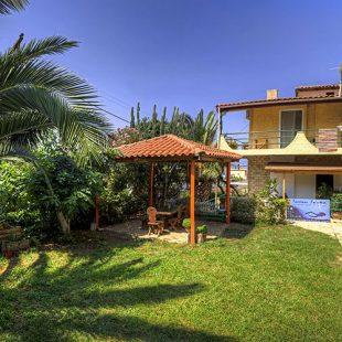 The Yoga Hostel in Paleros