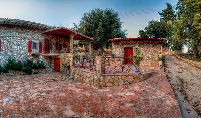 The Villa in Lefkada