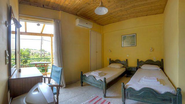 Single Beds Room