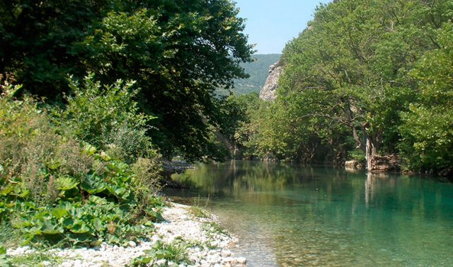 The magnificent Vikos Canyon!